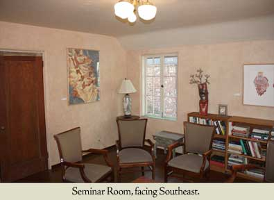 Seminar Room: Southeast